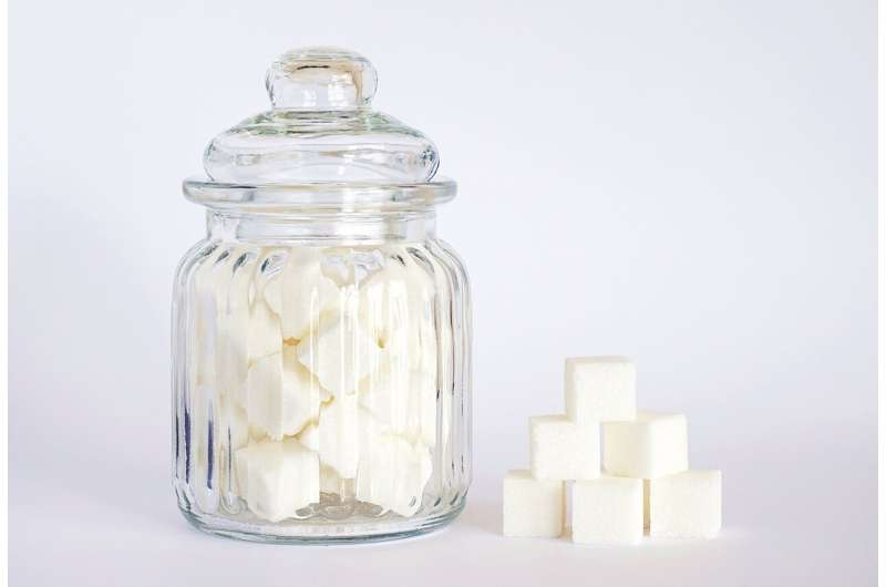 Sugar leads to early death, but not due to obesity