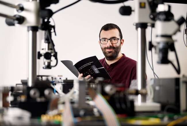 Super accurate sensor could lead to producing even smaller chips