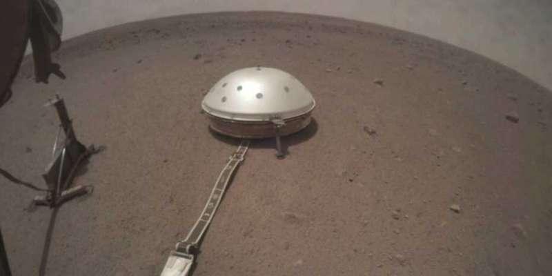 Surprise on Mars