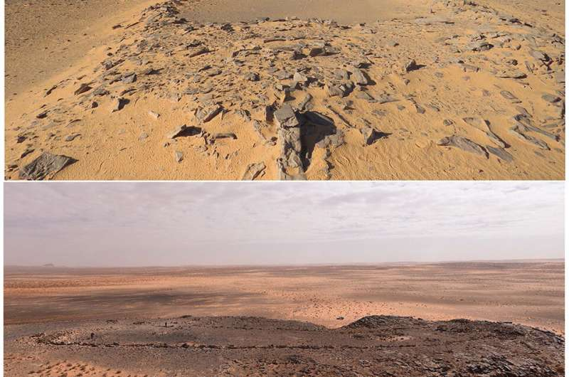 Survey of mustatils shows them to be some of the oldest stone structures in the world