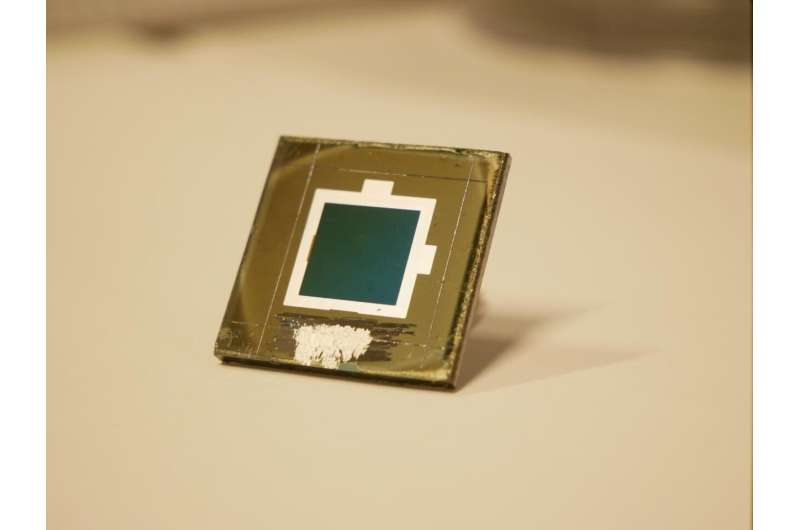 Tandem solar cell world record: New branch in the NREL chart