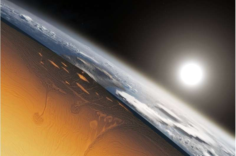 Tectonic plates started shifting earlier than previously thought