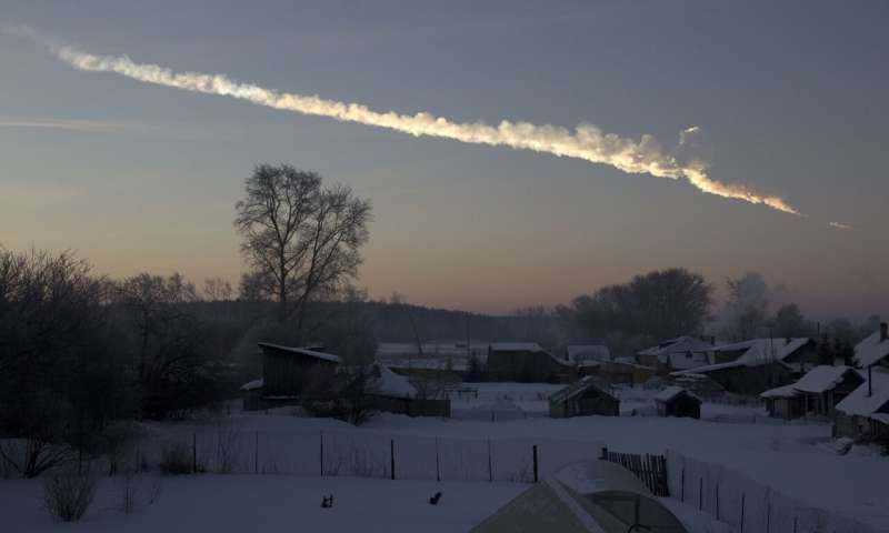 Terrible luck: Te only person ever killed by a meteorite—back in 1888