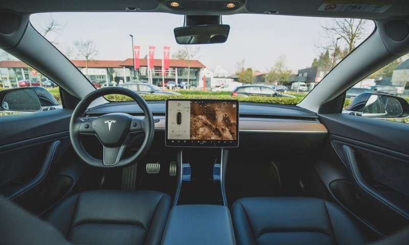 Officials: Tesla in fatal California crash was on Autopilot