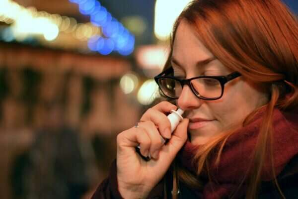 Testosterone nasal spray to treat anxiety disorders