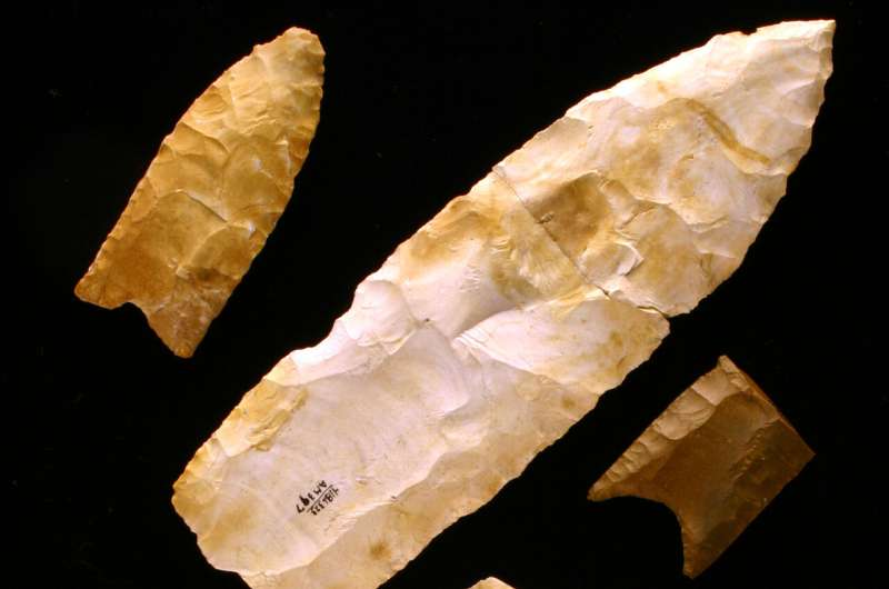 Texas A&M expert: New clues revealed about Clovis people