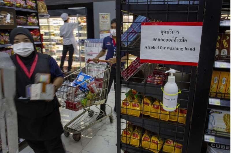 Thailand decrees state of emergency to control coronavirus