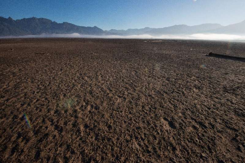 The 2017 'Day Zero' drought in South Africa left reservoirs barren