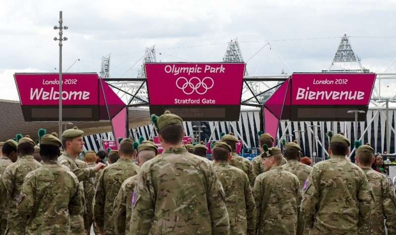 The British army had to be called in when G4S failed to provide enough staff for the London Olympics in 2012