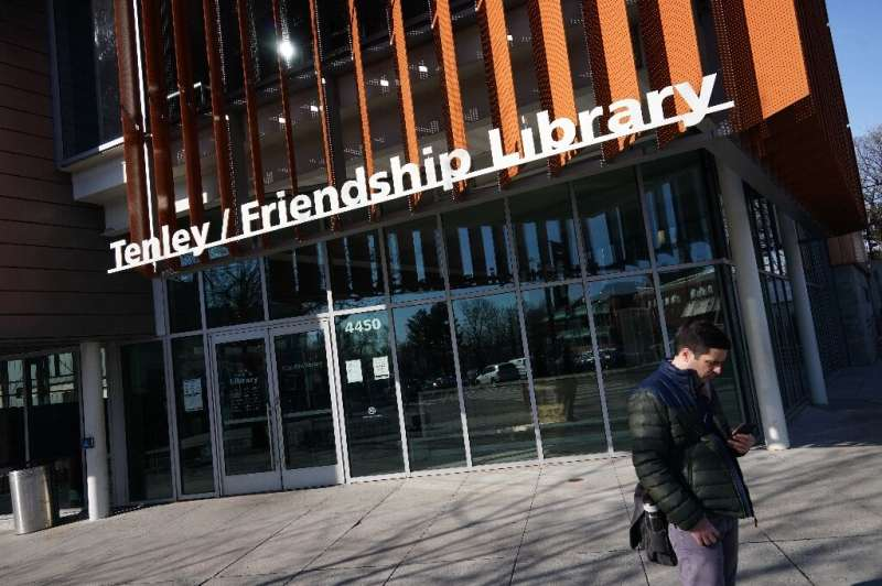 """The closing of libraries in response to the pandemic prompted the creation of an """"emergency"""" digital library offering"""