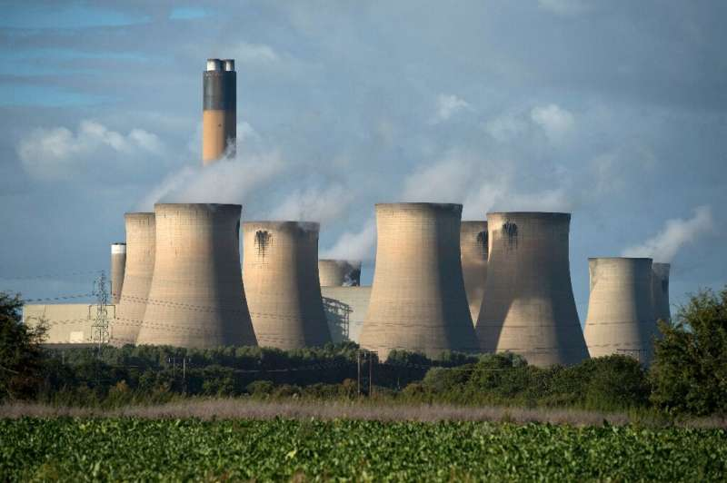The complete switch to biomass is said to be only a year away