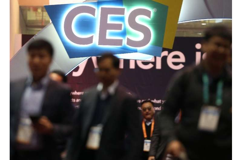 The Consumer Electronics Show, which brings together tens of thousands of people, said it plans to hold the event in January des