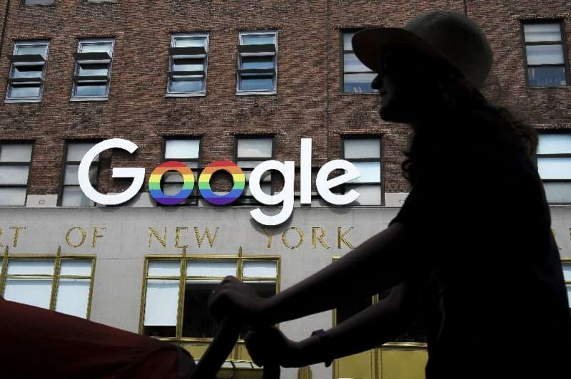 The earnings report of Google parent Alphabet eased fears the pandemic would devastate digital ad revenue that is the internet f