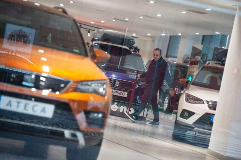 The European car market grew in 2019, but the figures are somewhat deceptive as automakers pushed to register vehicles before th
