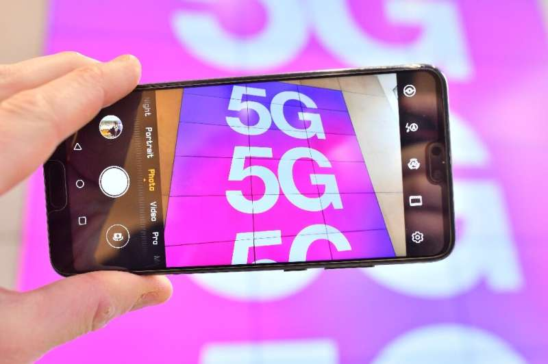 The fifth generation or 5G mobile networks will offer super-fast data transfer for technologies such as self-driving cars and re