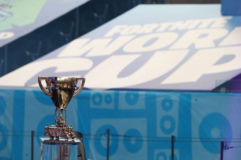 The Fortnite World Cup in New York