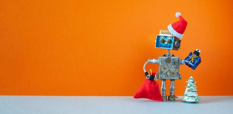 The ghost of Christmas yet to come: how an AI 'SantaNet' might end up destroying the world