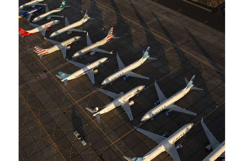 The head of ALC, the world's leading aircraft leasing firm, says Boeing should scrap the MAX suffix for its latest 737 model