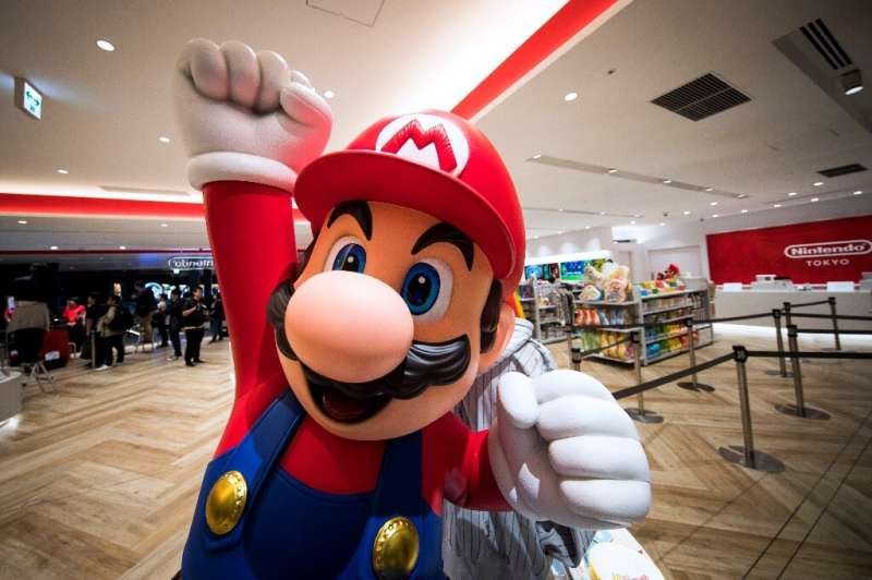 The hours-long outage affected Nintendo's online games but also its e-shop, which was offline for a shorter period of time