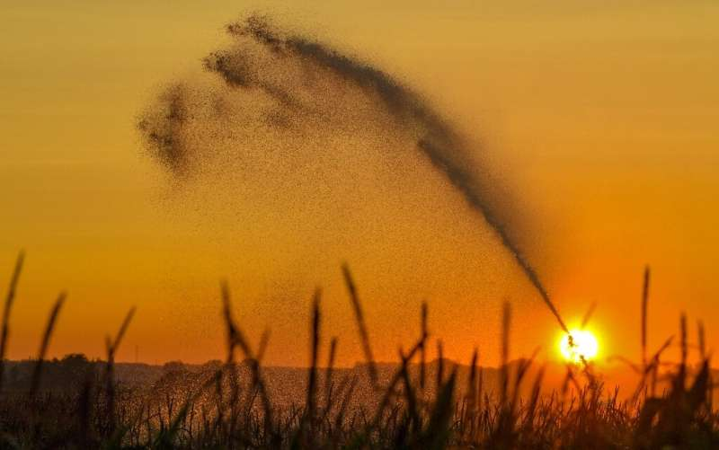 The intense drought in Europe from 2018 to 2019 was the first two-year dry period in 250 years, the study found