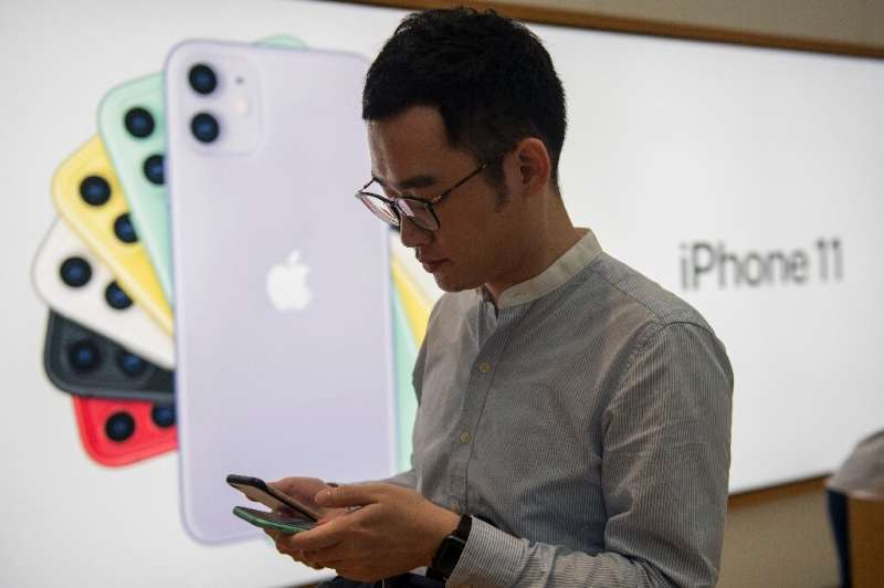 The iPhone 11 helped Apple regain the crown as leader of the global smartphone market in the fourth quarter, according to analys