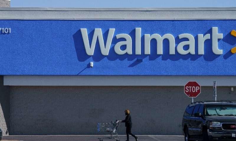 The Justice Department sued Walmart, alleging it worsened the opioid crisis