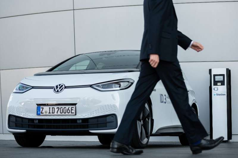 The launch of VW's all-electric ID.3 was plagued with problems, offering an opening for unions to attack CEO Herbert Diess