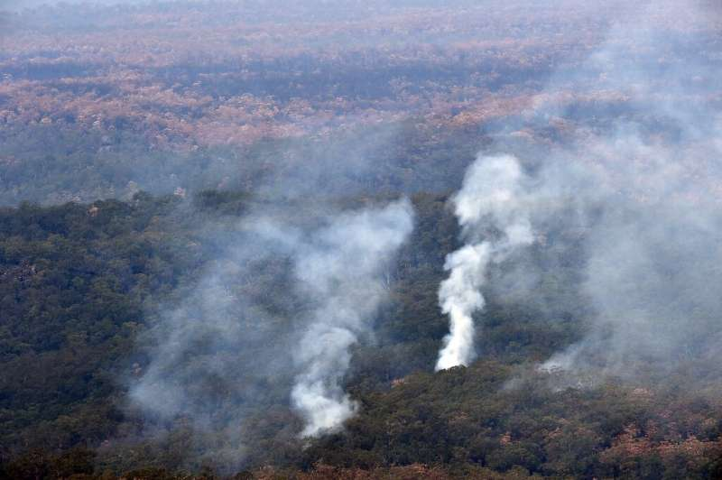 The renewed fire threat came as worst-hit New South Wales announced an inquiry into the catastrophic bushfire season, which has