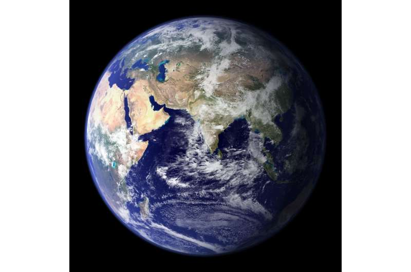 The report said humanity is using 60 percent more resources than can be renewed—the equivalent of 1.6 planets