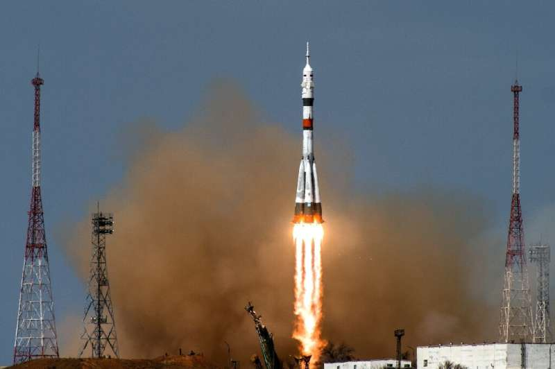 The Russian space agency has also earned large sums by ferrying astronauts