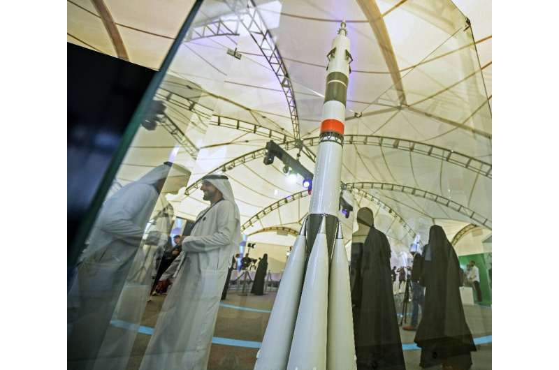 The UAE which is planning to launch the first Arab mission to Mars next month sent its first astronaut into space last year