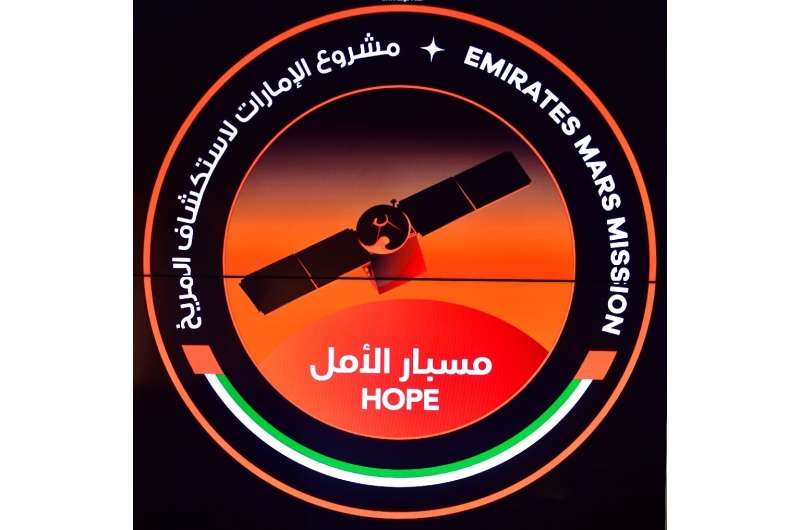 The unmanned probe named Al-Amal—Arabic for Hope—is to take off from a Japanese space centre, marking the next step in the Unite