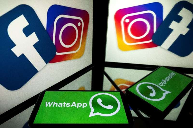 The visual social network Instagram and mobile messaging service WhatsApp could be divested from Facebook if antitrust litigatio
