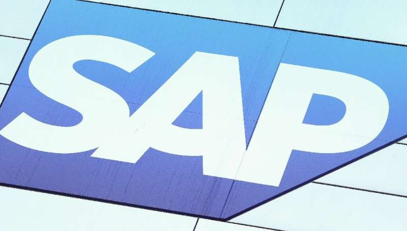 The Walldorf-based group SAP, which offers both traditional software and cloud computing services, where companies pay a subscri