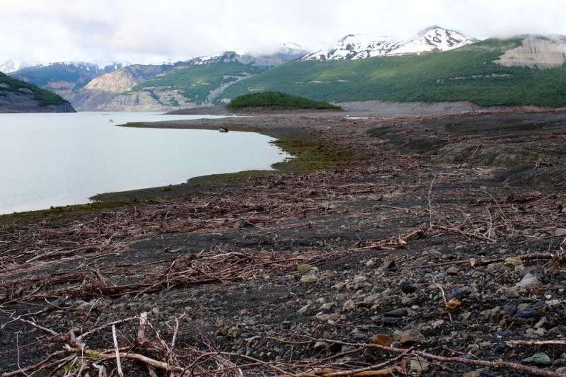 The world's biggest waves: How climate change could trigger large landslides and 'mega-tsunamis'