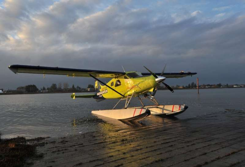The world's first fully electric aircraft—designed by engineering firm magniX—made its inaugural test flight in December in Cana