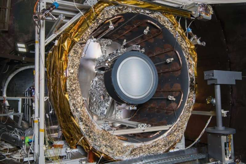 This powerful ion engine will be flying on NASA's DART mission to try and redirect an asteroid