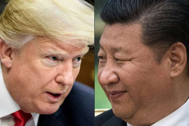 TIkTok is at the center of a political dispute pitting US President Donald Trump against China, whose president Xi Jinping is se