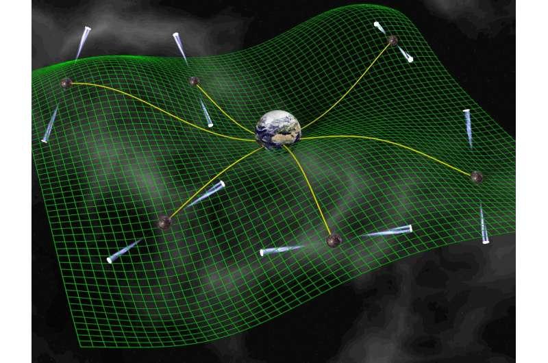 To find giant black holes, start with Jupiter