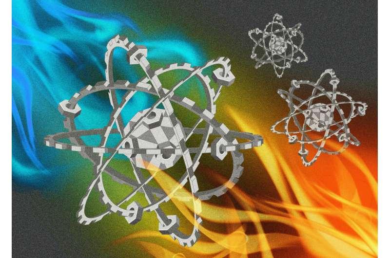 To make an atom-sized machine, you need a quantum mechanic