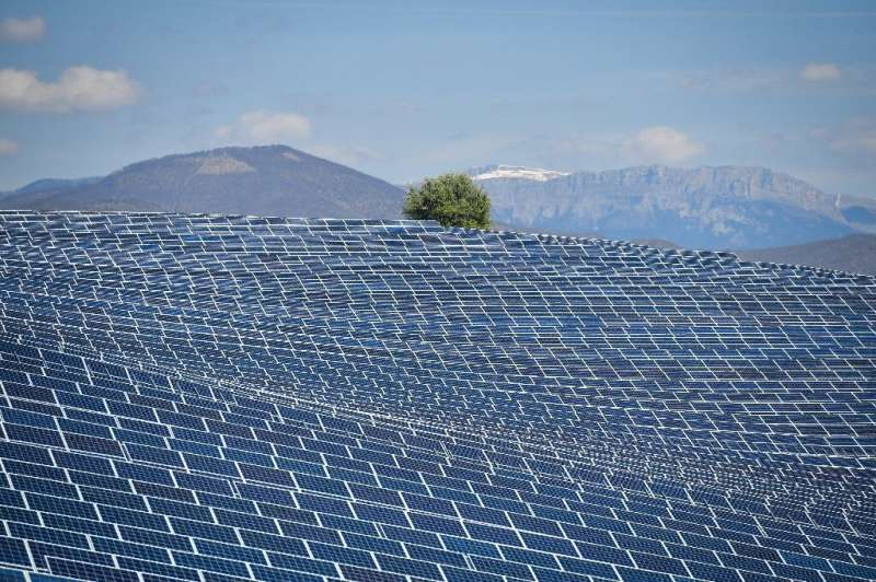 Total investment in renewables in 2019 was $282.2 billion, roughly the same as the year before