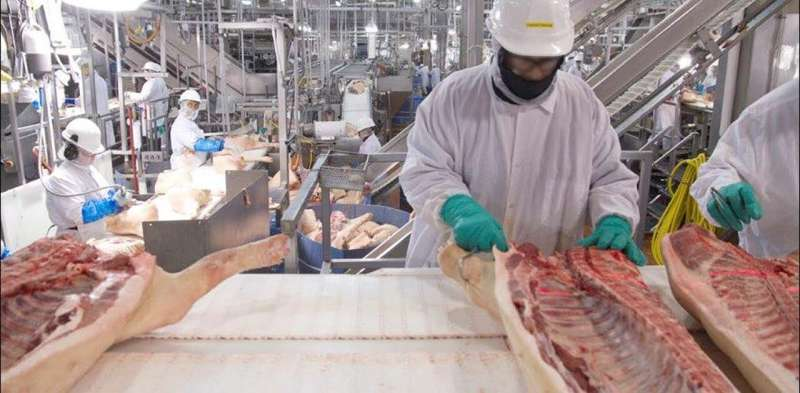 To understand the danger of COVID-19 outbreaks in meatpacking plants, look at the industry's history