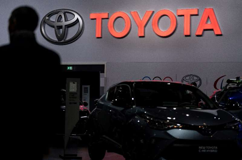 Toyota, like other global car markers, has been battered by the coronavirus