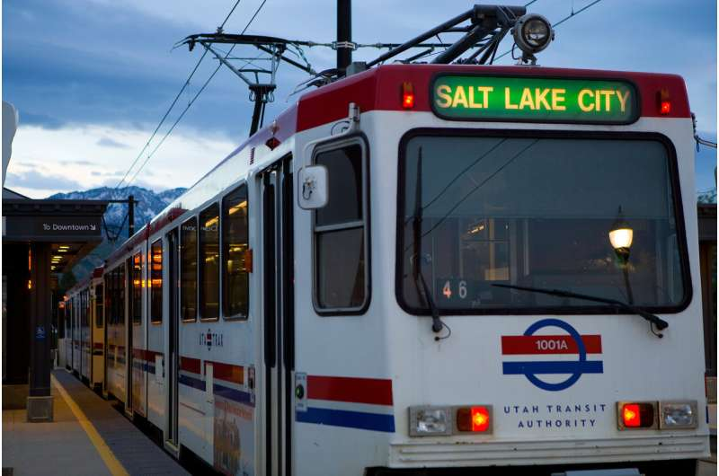 TRAX air quality study expands