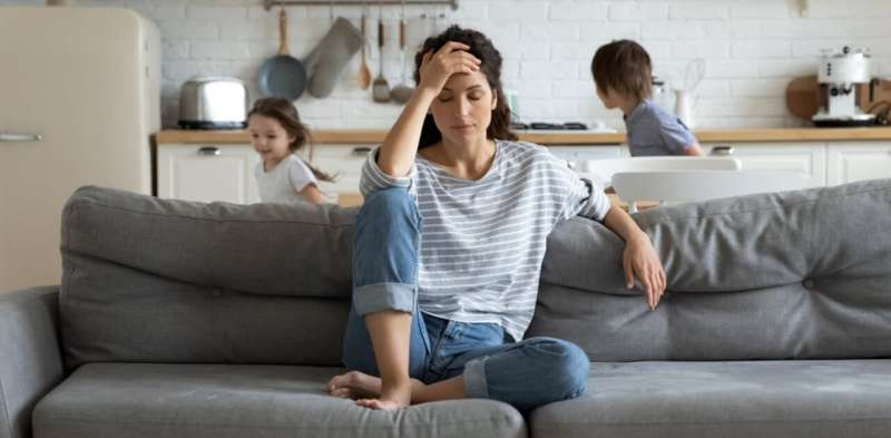 Try these 8 tips to reduce parenting stress during the coronavirus pandemic