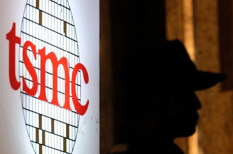 TSMC is the world's largest contract microchip maker and produces the processors that provide the computing muscle for everythin