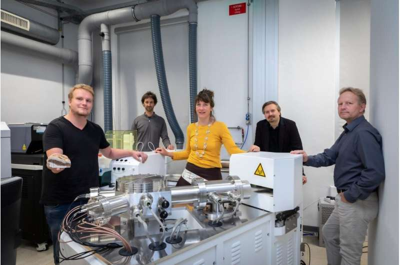 TU Graz researchers discover new sediment archive for historical climate research