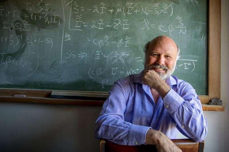 Tulane math professor leads effort to map spread of coronavirus