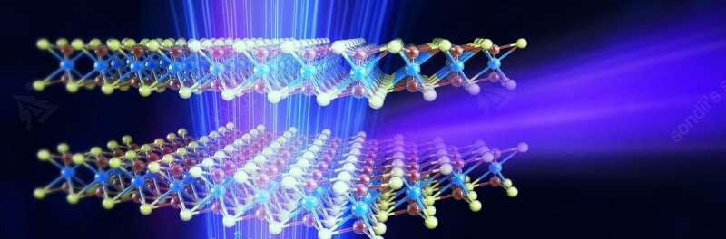 Tunable free-electron X-ray radiation from van der Waals materials