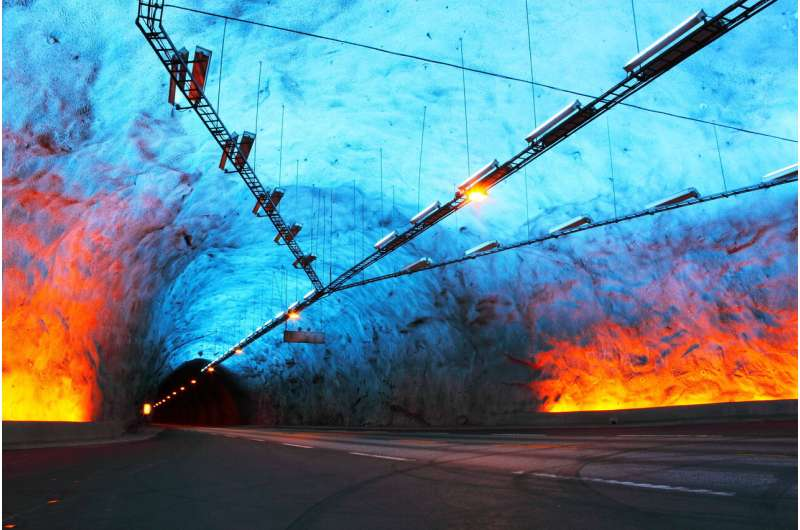 Tunnel fire safety: with only minutes to respond, fire education really counts